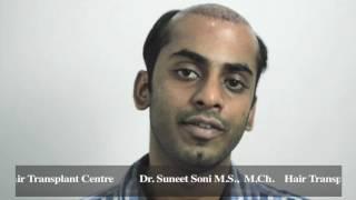 Hair Transplant in Hindi | FUT or FUE | With Dr Suneet Soni at Medispa Jaipur and Delhi India
