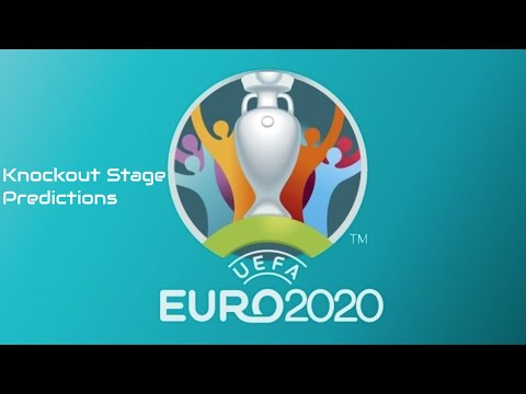 UEFA Euro 2020 Knockout Stage Predictions In Countryballs