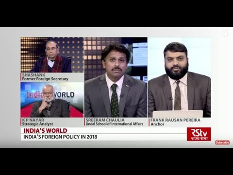 India's World: India's Foreign Policy in 2018