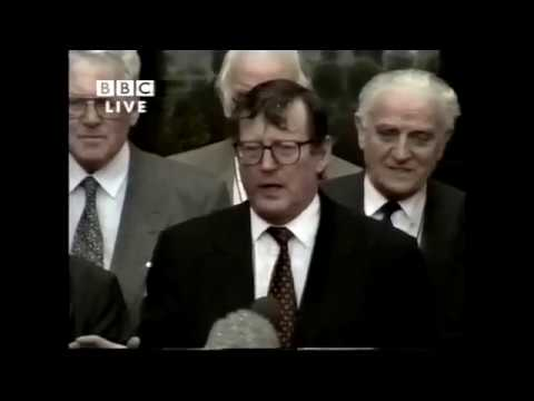 BBC News Report on Good Friday Agreement