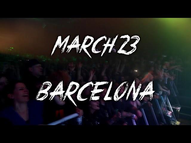Ritual Tour 2019 - Barcelona