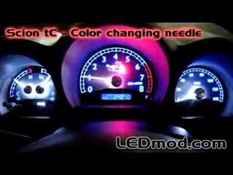 LEDmod.com Scion TC : Color Changing Needle