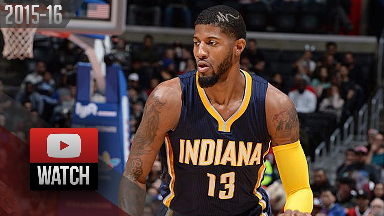 Paul George: Paul George Full Highlights At Clippers (2015.12.02)
