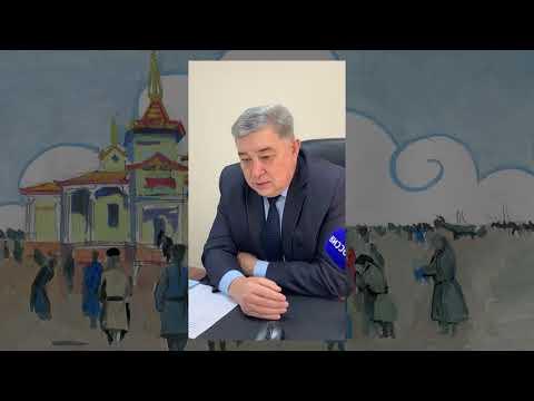 министра здравоохранения Кикенов Юрий Викторович. эфир 3 апреля 2020