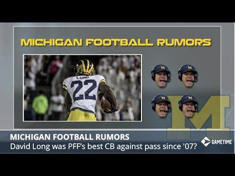 Michigan Football Rumors: Harbaugh's 2018 Defense, NFL Draft Early-Entries, Ed Warinner's O-Line
