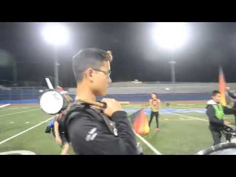 Mannequin Challenge San Marino High School Marching Band