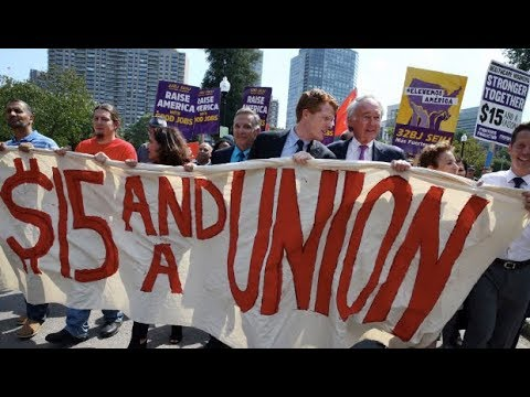 Low Rate of Unionization in US Consequence of Deregulation
