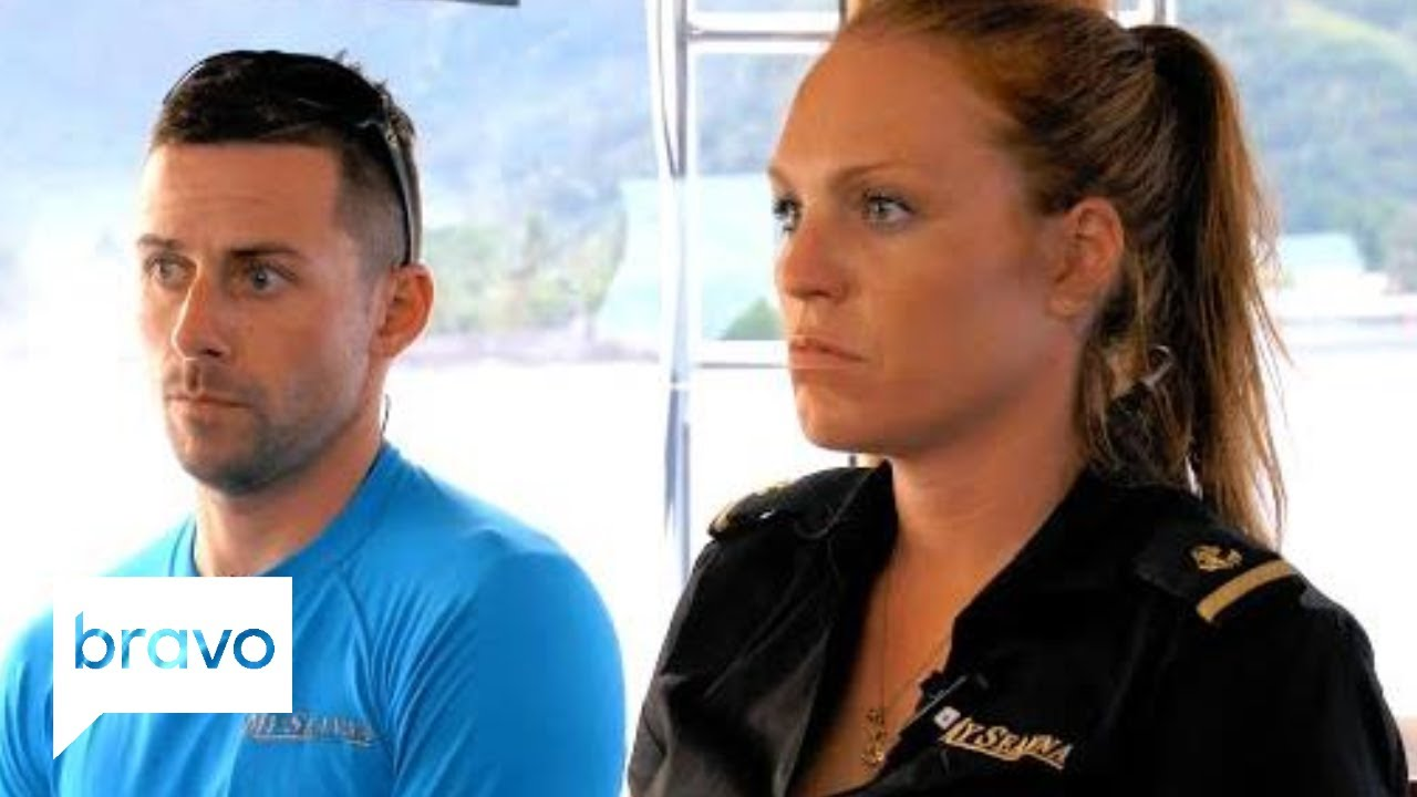 Download Captain Lee Is Making Some Changes To The Deck Crew | Below Deck: Season 6, Episode 7 | Bravo