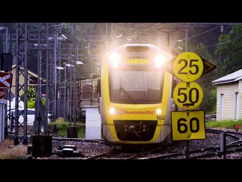 Fast rail and track duplication for the Sunshine Coast - Ted O'Brien MP