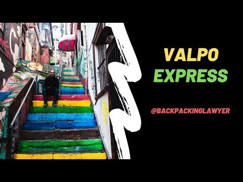 ¿Vale la pena venir a Valparaiso Chile?   Backpacking Lawyer