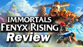 Immortals Fenyx Rising Review (PS5, Xbox Series X, Nintendo Switch, PC) (Video Game Video Review)