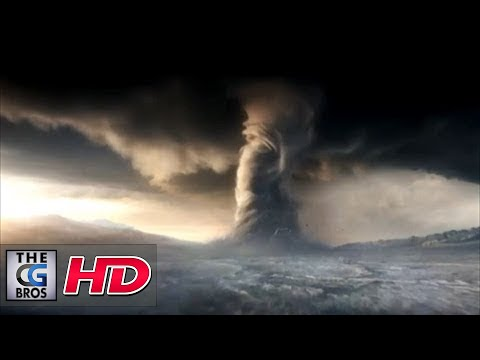 "CGI VFX Animation HD: ""JBL, Ear Of The Tornado"" by Psyop"
