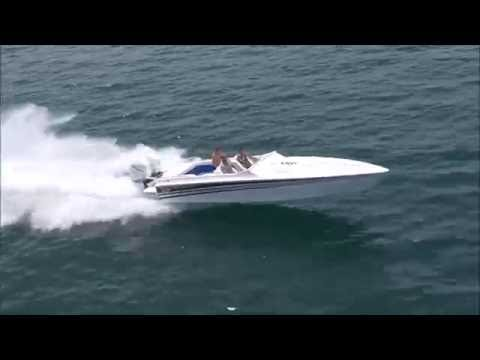 2016 Sabers of West Michigan Offshore Rock the Coast Run