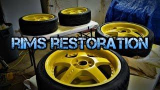 diy rim restoration