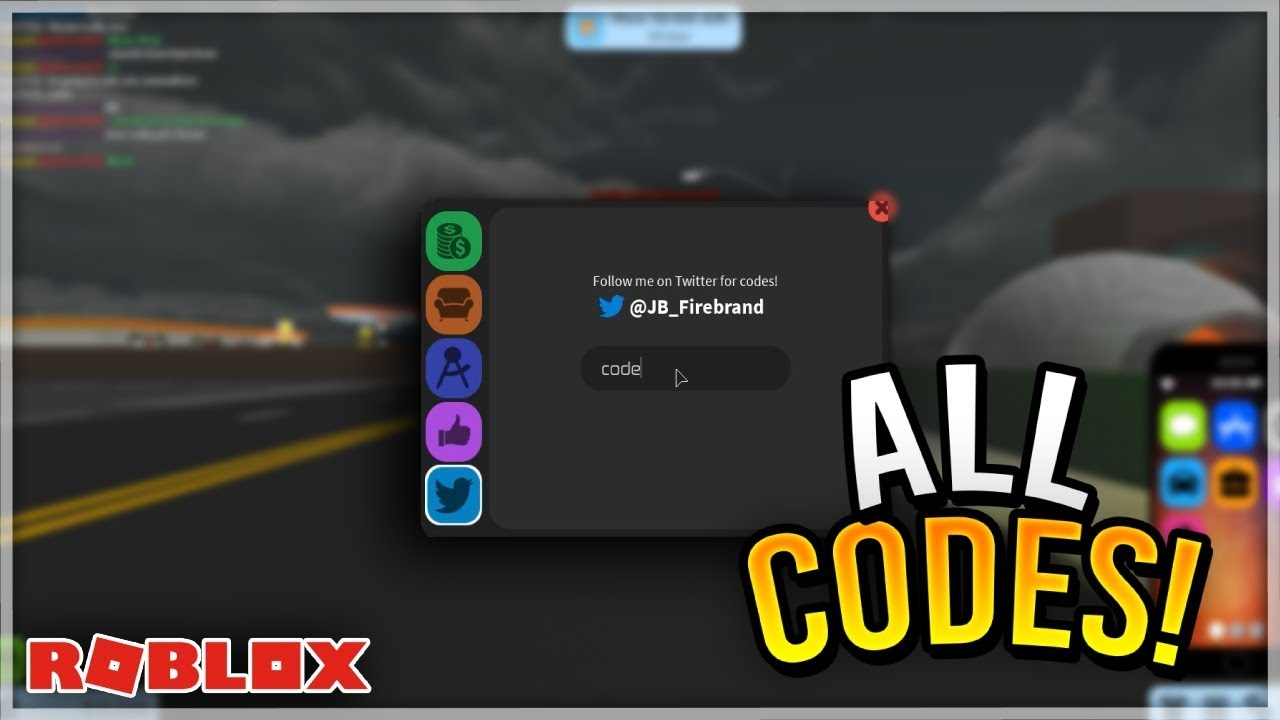 All New Rocitizens Codes Jan 2020 Roblox Youtube