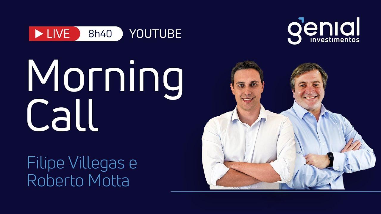 Morning Call - Genial Investimentos   24/09/20 – Abertura de Mercado ao Vivo