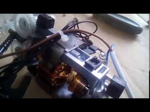 Как отремонтировать миксер Maestro  Mr550