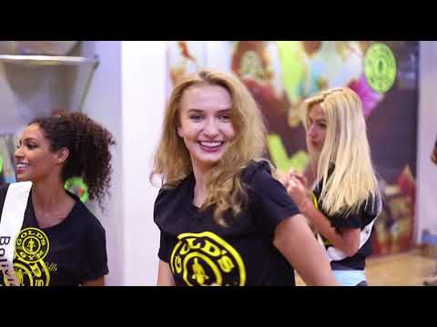 [Picturate.me] Miss world in Golds Gym Beverly Hills