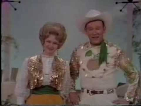 Hollywood Palace 6-15 Roy Rogers & Dale Evans (co-hosts), Jeannie C. Riley, Burl Ives, George Gobel
