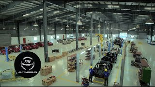 PHP Automobiles Limited - Proton Assembling Plant in Bangladesh