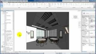 Revit Tutorials: Lighting Fixtures