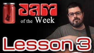 Jam of the Week - Lesson 3: Alabamin' Lakes Revisited
