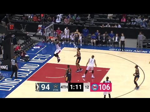 Milton Doyle (29 points) Highlights vs. Salt Lake City Stars