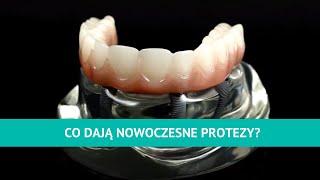 Rodzaje protez zębowych. Co zrobić z niedopasowaną protezą zębową? Wymiana protezy zębowej.
