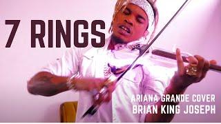 7 Rings - Ariana Grande - CRAZY VIOLIN REMIX - Brian King Joseph