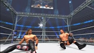 WrestleMania: Triple H vs Shawn Michaels (3 Stages of Hell - WWF Title)
