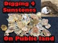Public Sunstone area Mining America Ep14 - 6/8/16 Plush Oregon