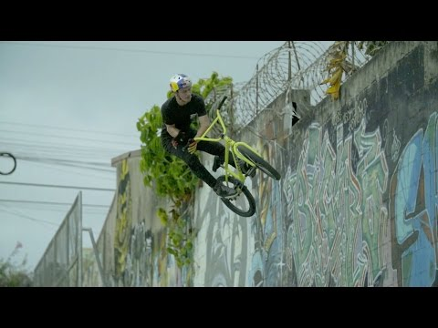 Raw BMX Shredding from Kenneth Tencio