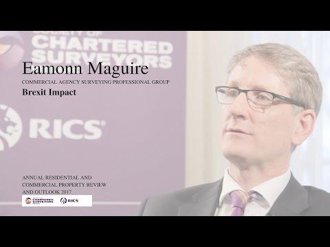 Eamonn Maguire Brexit Impact