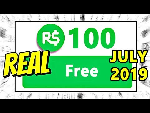HOW TO GET FREE ROBUX IN 2019!!! Free Robux In Roblox Games! (Without BC) Promo Code!