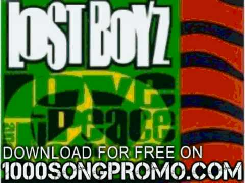 lost boyz - Me & My Crazy World - Love, Peace and Nappiness