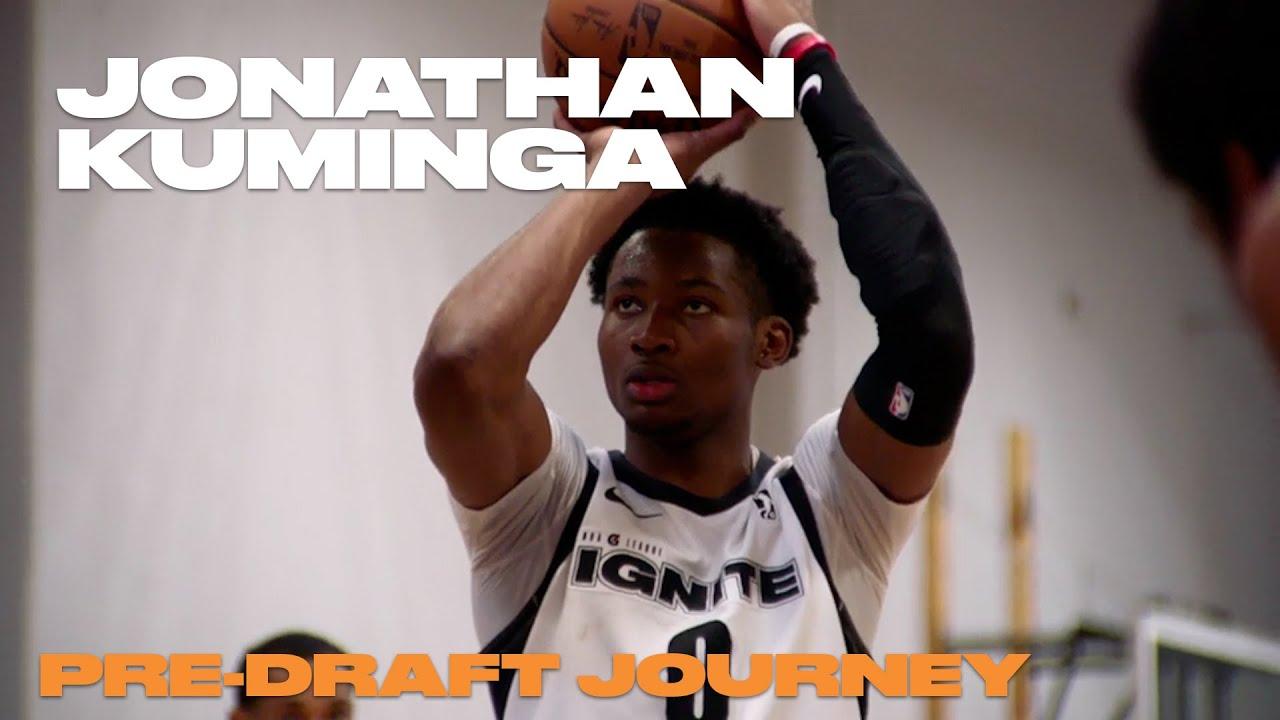 Jonathan Kuminga's Pre-Draft Journey
