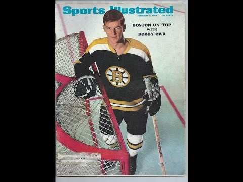 1968 JAN 6 BRUINS @ MAPLE LEAFS