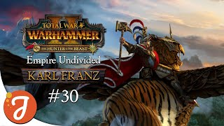 Archaon Emerges | Karl Franz Campaign #30 | Total War: WARHAMMER II