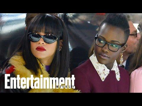 Rihanna, Lupita Nyong'o To Costar Netflix Film By Ava DuVernay   News Flash   Entertainment Weekly