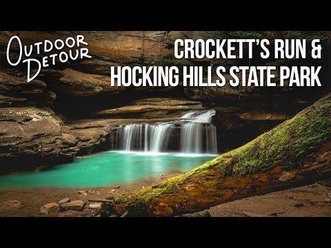 Hocking Hills State Park & Crockett's Run Cabins | Outdoor Detour