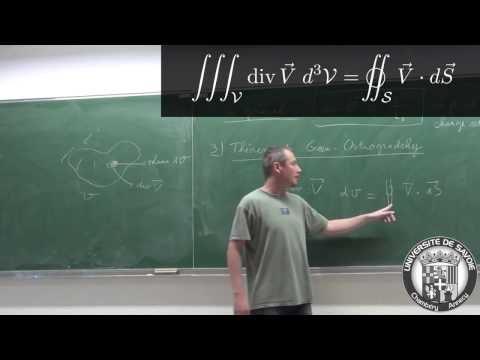 Cours #1 D'introduction à L'électromagnétisme (L2)