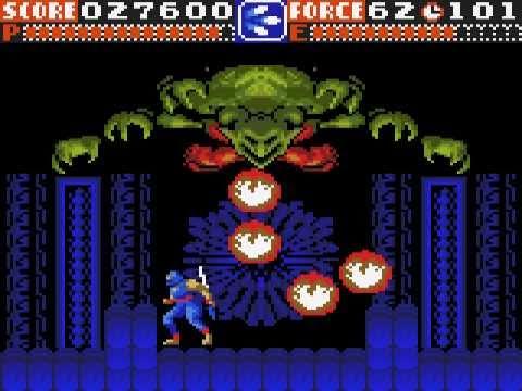 Ninja Gaiden (Game Gear) Playthrough