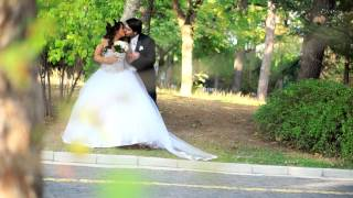 Wedding clip Erik & Diana (by Yanis) DATO - Когда ты со мной