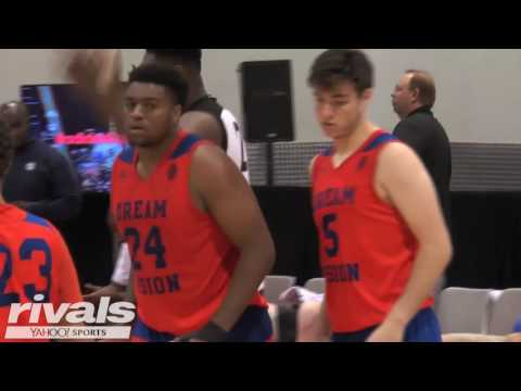 SUMMER HIGHLIGHTS: 2017 Power Forward Evan Battey