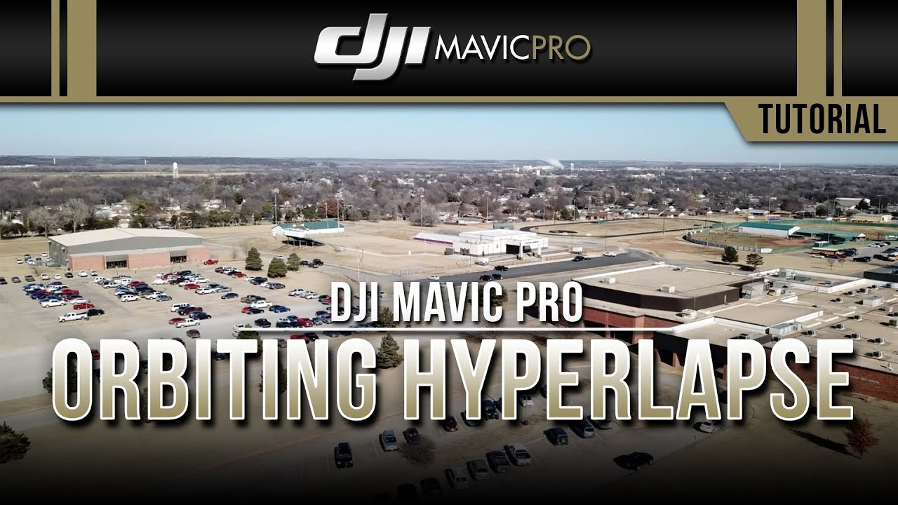 Shooting Orbiting Hyperlapse with the DJI Mavic Pro | 4K