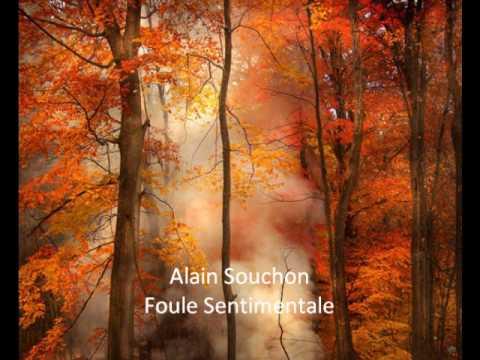 Alain Souchon-Foule Sentimentale