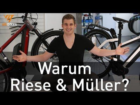 Warum Riese & Müller als neue Fahrradmarke - Markus erklärt - vit:bikesTV