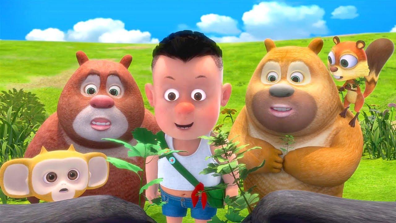 Забавные Медвежата | Ой! Какие кусачие комары - Сборник | Kedoo Мультики для детей