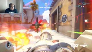 streaming overwatch