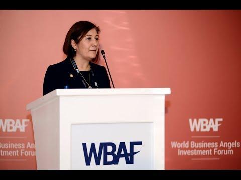 WBAF 2018 Key Note Speech: H E Ilksen Kurt, Parliament Member - Grand Turkish Assembly